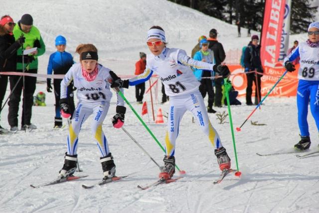 ski de fond